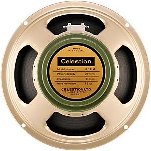 Celestion-Heritage-G12M-20W--12--Vintage-Guitar-Speaker-8-ohm