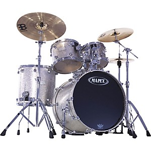 Mapex-Saturn-5-Piece-Standard-Shell-Pack-Sterling-Sparkle