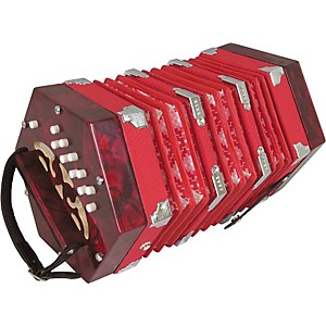 Musician-s-Gear-20-Button-Concertina-Red