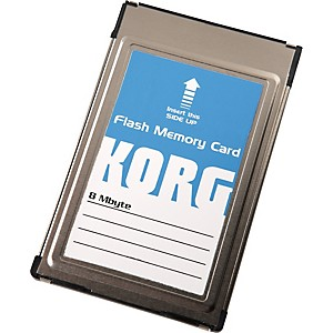 Korg-FMC8MB-Sampling-Flash-ROM-Card-for-the-PA80-Standard