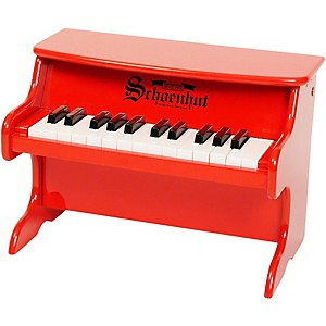 Schoenhut-My-First-Piano-II-Red