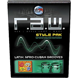 Sonic-Reality-R-A-W--Style-Pack---Latin--Afro-Cuban-Grooves-Loops-Collection-Software-Standard