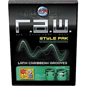 Sonic-Reality-R-A-W--Style-Pack---Latin--Caribbean-Grooves-Loops-Collection-Software-Standard