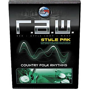 Sonic-Reality-R-A-W--Style-Pack---Country-Folk-Rhythms-Loops-Collection-Software-Standard