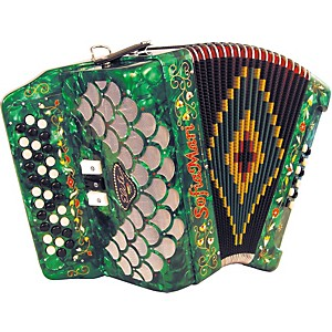 SofiaMari-Elite-Accordion-Green-Pearl-Fbe