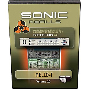 Sonic-Reality-Reason-3-Refills-Vol--20--Mello-T-Standard