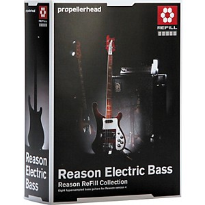 Propellerhead-Reason-Electric-Bass-Refill-Standard