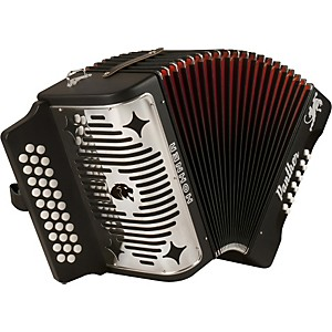 Hohner-HA-3100-Panther-GCF-Diatonic-Accordion-Matte-Black