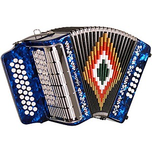 SofiaMari-SM-3112-31-Button-12-Bass-Accordion-GCF-Dark-Blue-Pearl