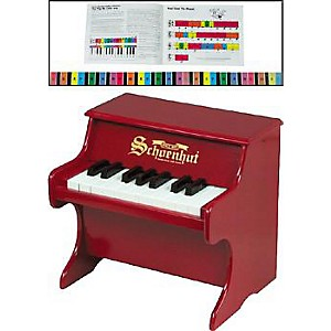Schoenhut-My-First-Piano-Red