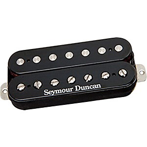 Seymour-Duncan-Custom-5-SH-14-Humbucker-7-String-Electric-Guitar-Pickup-Black