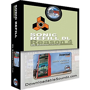 Sonic-Reality-Sonic-ReFill-DL-Multibox-Standard