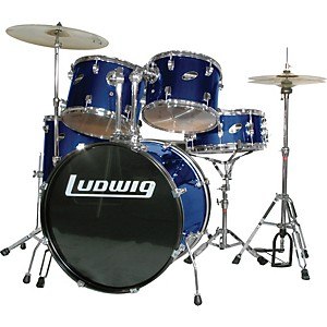 Ludwig-Accent-Combo-5-piece-Drum-Set-Standard