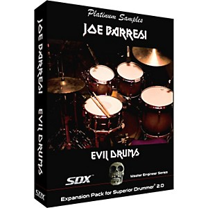 Platinum-Samples-Joe-Barresi-Evil-Drums-SDX-for-Superior-Drummer-2-0-Sample-Collection-Standard