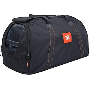 JBL-EON15-Deluxe-PA-Speaker-Carrying-Bag--3rd-Generation--Black-Orange