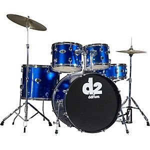 Ddrum-D2-5-piece-Drum-Set-Blue