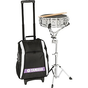 Yamaha-Student-Snare-Drum-Kit-with-Backpack-and-Rolling-Cart-Standard