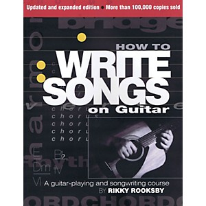 Hal-Leonard-How-To-Write-Songs-For-Guitar---Revised-Edition-Standard