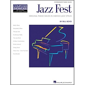Hal-Leonard-Jazz-Fest-Intermediate-Level-Hal-Leonard-Student-Piano-Library-by-Bill-Boyd-Standard