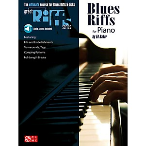 Cherry-Lane-Great-Blues-Riffs-For-Piano-Book-CD-Standard