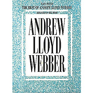 Hal-Leonard-The-Best-Of-Andrew-Lloyd-Webber-For-Easy-Piano-by-Bill-Boyd-Standard