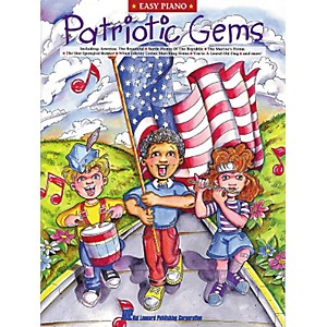 Hal-Leonard-Patriotic-Gems-For-Easy-Piano-Standard