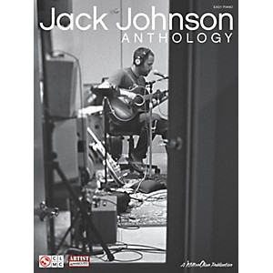 Cherry-Lane-Jack-Johnson---Anthology-For-Easy-Piano-Standard