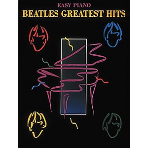 Hal-Leonard-Beatles-Greatest-Hits-For-Easy-Piano-Standard