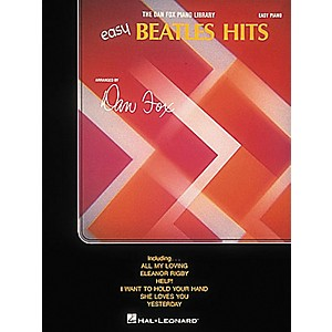 Hal-Leonard-Easy-Beatles-Hits-For-Easy-Piano-Standard