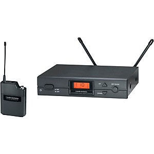 Audio-Technica-ATW-2110a-2000-Series-Unipak-Wireless-System-Channel-D