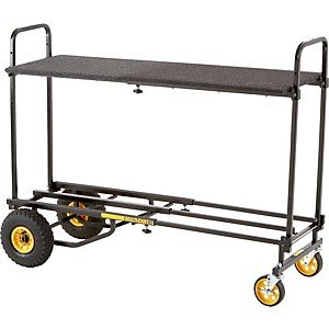 Rock-N-Roller-R10RT-8-in-1-Max-Multi-Cart-With-Shelf-Standard