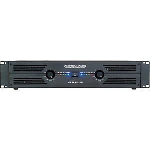 American-Audio-VLP-1500-Power-Amplifier-Standard
