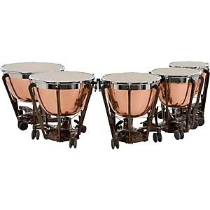 Adams-Professional-Series-Generation-II-Cambered-Copper-Timpani--Set-of-5-Standard