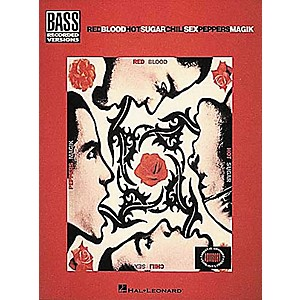 Hal-Leonard-Red-Hot-Chili-Peppers-Bass-Tab-Book-Standard