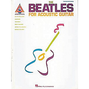 Hal-Leonard-Beatles-for-Acoustic-Guitar-Tab-Book-Standard