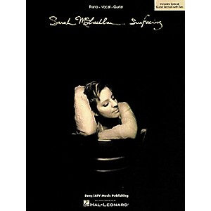 Hal-Leonard-Sarah-McLachlan-Surfacing-Piano--Vocal--Guitar-Book-Standard