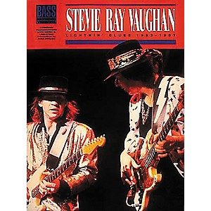 Hal-Leonard-Stevie-Ray-Vaughan---Lightnin--Blues-1983---1987-Bass-Tab-Songbook-Standard