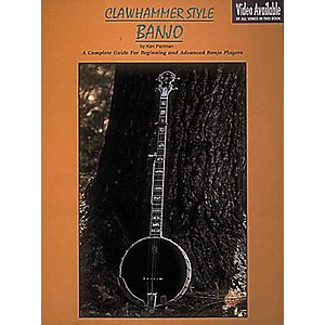 Centerstream-Publishing-Clawhammer-Style-Banjo--Book--Standard