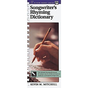 Alfred-Songwriter-s-Rhyming-Dictionary-Book-Standard