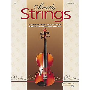 Alfred-Strictly-Strings-Level-1-Viola-Standard
