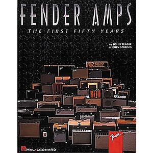 Hal-Leonard-Fender-Amps-The-First-Fifty-Years-Book-Standard