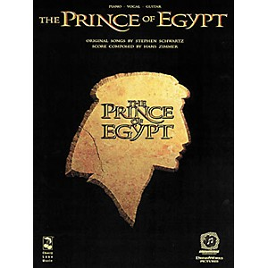 Cherry-Lane-The-Prince-of-Egypt-Vocal-Piano--Vocal--Guitar-Songbook--Standard