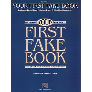 Hal-Leonard-Your-First-Fake-Book--Standard