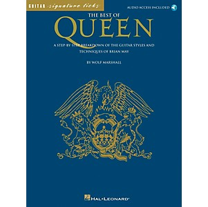 Hal-Leonard-The-Best-of-Queen-Guitar-Tab-Book-Standard