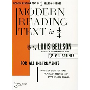 Alfred-Modern-Reading-Text-in-4-4-Standard