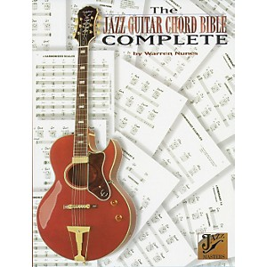 Alfred-Jazz-Guitar-Chord-Bible-Book-Standard
