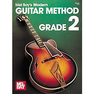 Mel-Bay-Modern-Guitar-Method-Grade-2-Book-Standard