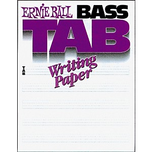 Ernie-Ball-Bass-Tab-Writing-Paper-Standard