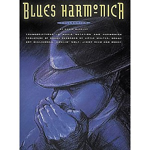 Hal-Leonard-Blues-Harmonica-Collection-Songbook--Standard