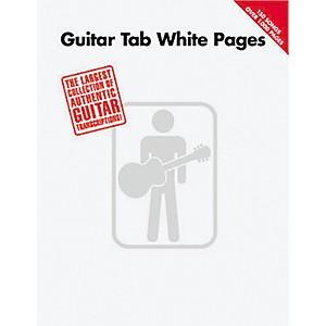 Hal-Leonard-Guitar-Tab-White-Pages-Songbook--Standard